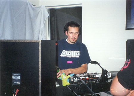 House party 7/21/01